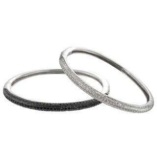 Journee Collection Sterling Silver Cubic Zirconia Bracelet