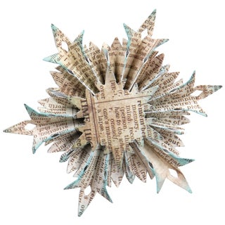 Sizzix Sizzlits Decorative Strip Die By Tim Holtz-Snowflake Rosette