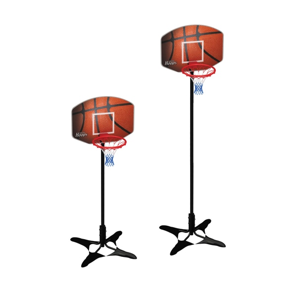 Stiga Mini Basketball Court with Weighted Pads