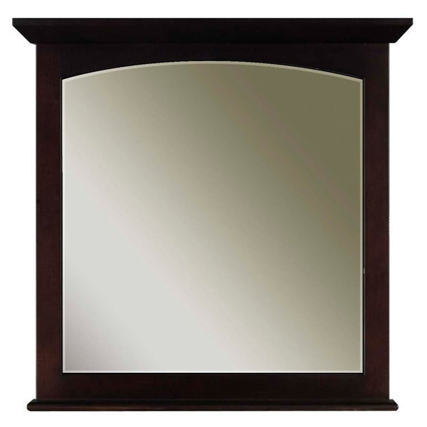 Water Creation Manhattan Collection Matching Mirror For Manhattan36 Bathroom Vanity
