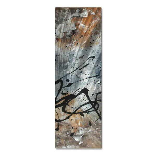 Megan Duncanson 'Find The Peace II' Metal Wall Art