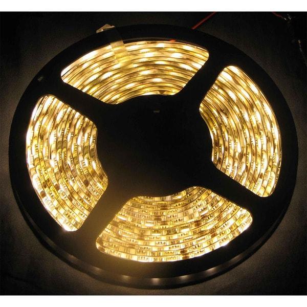 Warm White Light Flexible Lamp Strip (5-Meter)