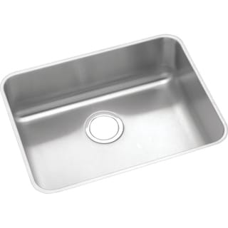 Elkay Gourmet (Lusterstone) Stainless Steel Large Single Bowl Undermount Sink