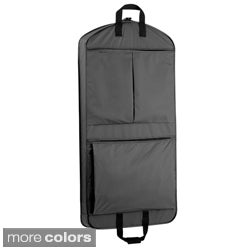 WallyBags 45-inch Extra Capacity Garment Bag with Pockets (2 options available)