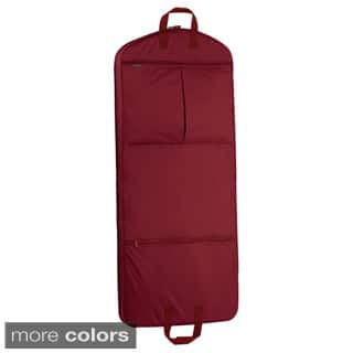WallyBags 52-inch Garment Bag with Pockets (Option: Red) https://ak1.ostkcdn.com/images/products/7585270/WallyBags-reg-52-inch-Garment-Bag-with-Pockets-P15011799.jpg?impolicy=medium