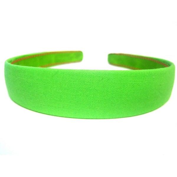 Crawford Corner Shop 1-inch Sour Apple Green Headband