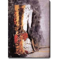 'Untitled' Abstract Oil on Canvas Art