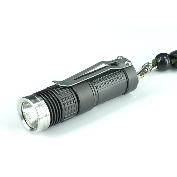 Niteye EYE10 LED Flashlight with Battery and Charger
