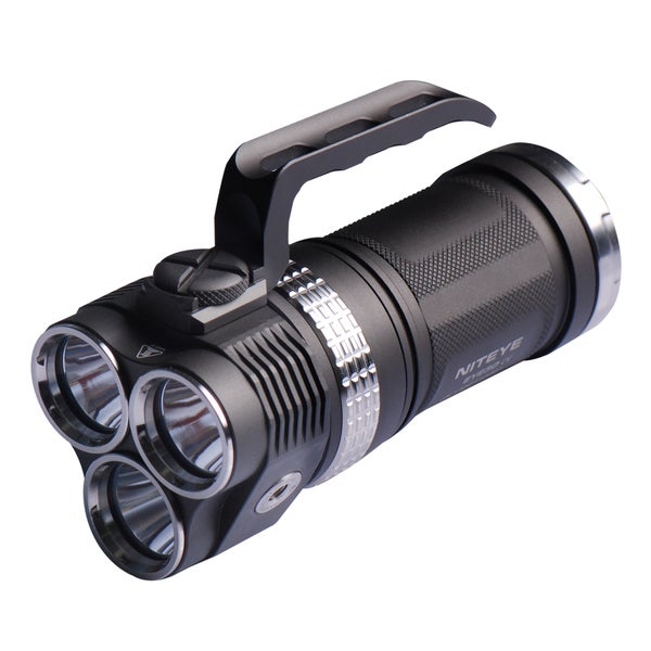 Niteye EYE30 LED Flashlight with Handle and Car Charger