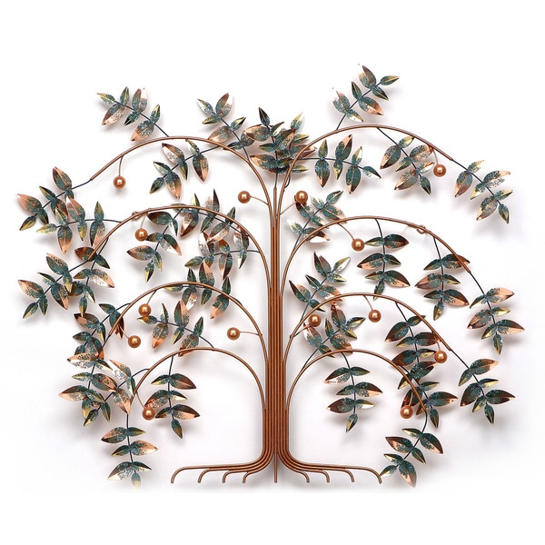 Shop Iron Werks Tree Of Life Wall Sculpture Free
