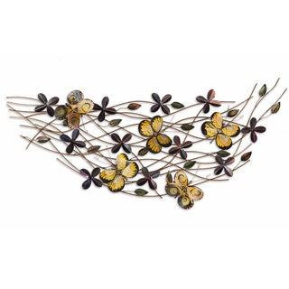Iron Werks Mariposa Wall Sculpture