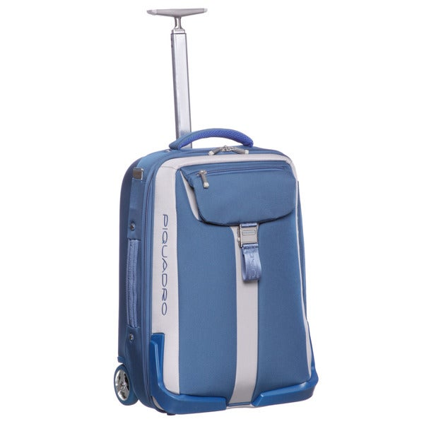 Shop Piquadro 22 Inch Wheeled Carry On Upright Suitcase
