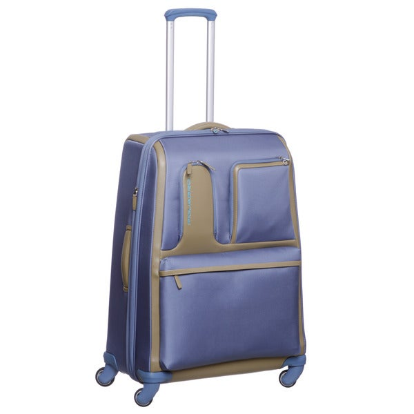 Piquadro 30-inch Expandable Spinner Upright
