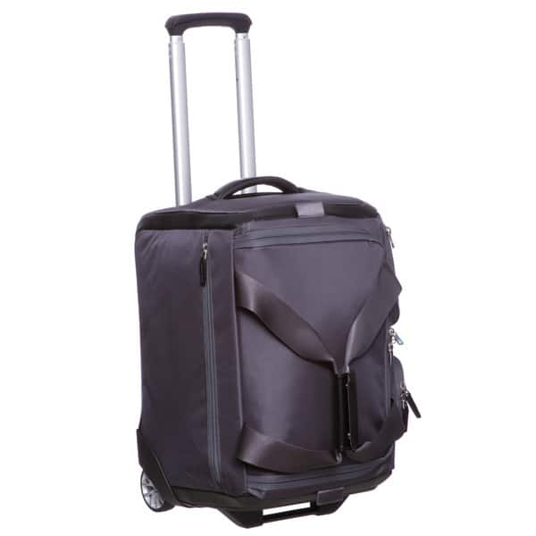 Carry On Wheeled Upright Duffel Bag