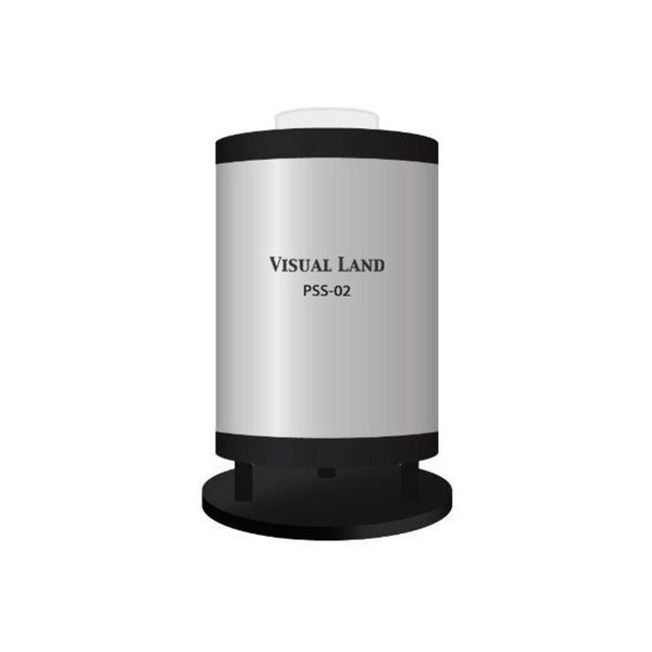 Visual Land PSS-02-SIL Portable Speaker System