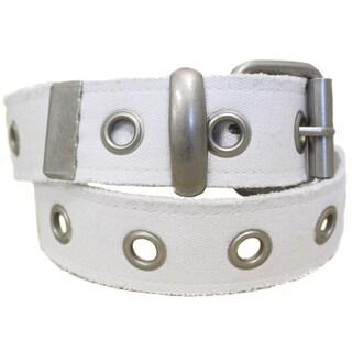 Entourage Essential Men's Cotton Web Belt