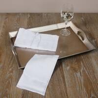 Men's White Handkerchiefs (Pack of 12)