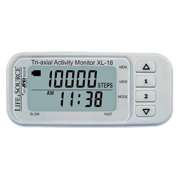 Life Source XL-18 Tri-axial Activity Monitor