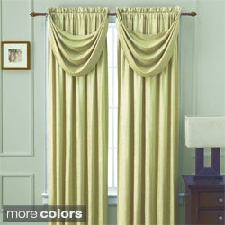 VCNY Langdon Window Collection 84-inch Curtain Panel Or Valance