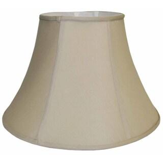 Round Silk Bell Beige Shade