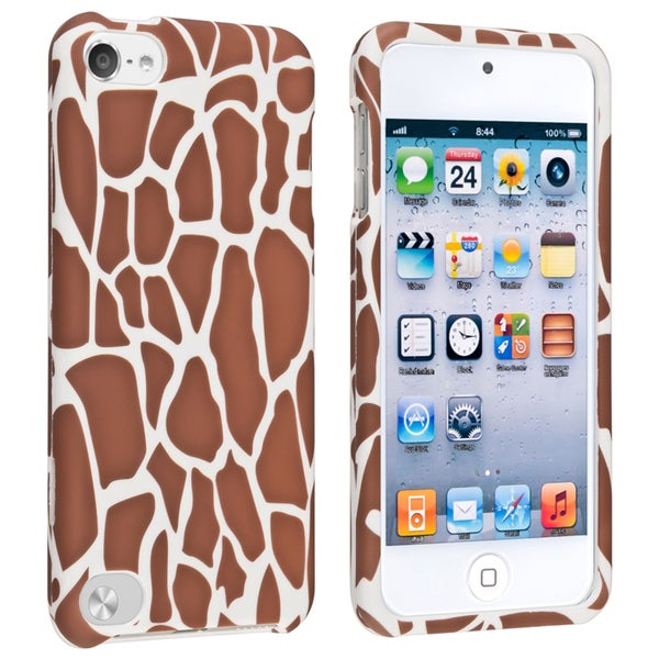 BasAcc Coffee Giraffe Case for Apple iPod Touch 5th Generation