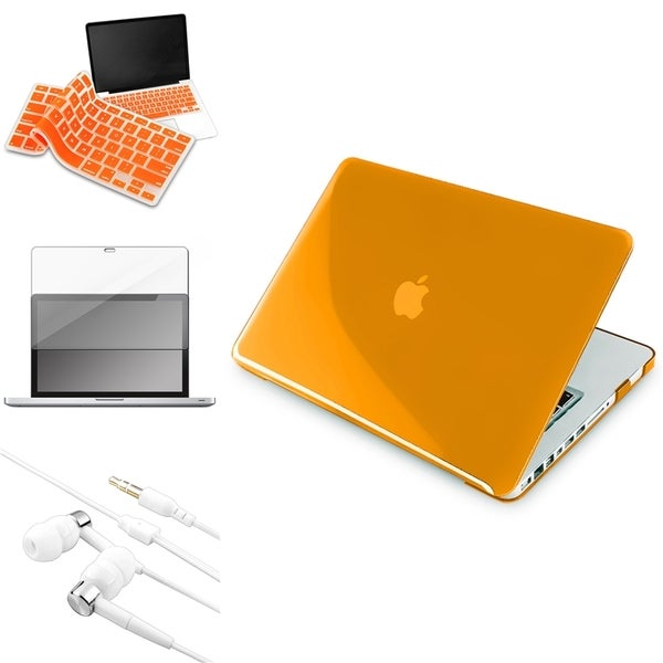 INSTEN Laptop Case Cover/ Protector/ Headset/ Skin for Apple Macbook Pro 13-inch