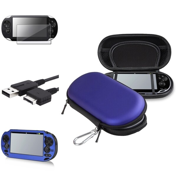 BasAcc Case/ EVA Case/ Protector/ Cable for Sony Playstation Vita