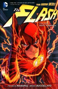 Flash 1: Move Forward (Paperback)