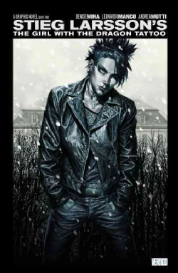 The Girl With the Dragon Tattoo 2 (Hardcover)