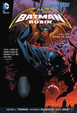 Batman and Robin 1: Born to Kill (Paperback)