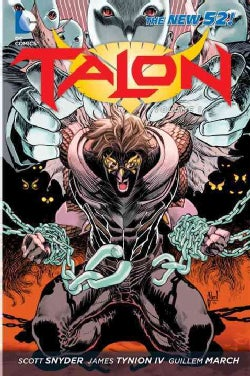 Talon 1: Scourge of the Owls (Paperback)