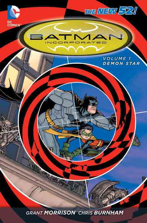 Batman Incorporated 1: Demon Star (The New 52) (Hardcover)
