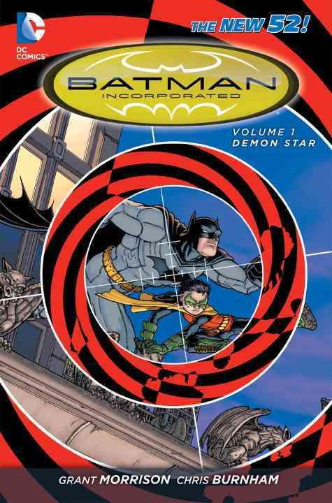 Batman Incorporated 1: Demon Star the New 52 (Hardcover)