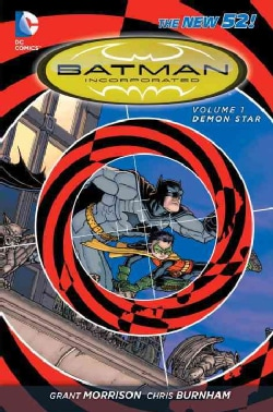 Batman Incorporated 1: Demon Star (The New 52) (Hardcover)