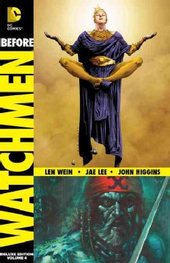 Before Watchmen Vol. 4: Ozymandias/Crimson Corsair Deluxe Edition (Hardcover)