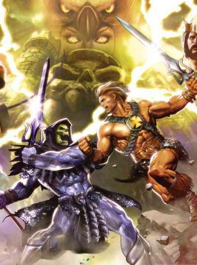 He-Man and the Masters of the Universe 1 (Paperback)