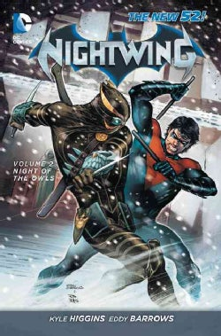 Nightwing 2: Night of the Owls (Paperback)