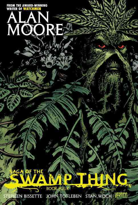 Saga of the Swamp Thing 4 (Paperback)