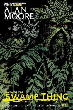 Saga of the Swamp Thing 4 (Paperback)