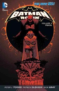 Batman & Robin 2: Pearl  (Hardcover)