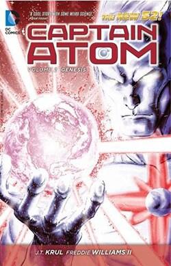 Captain Atom 2: Genesis (The New 52) (Paperback)