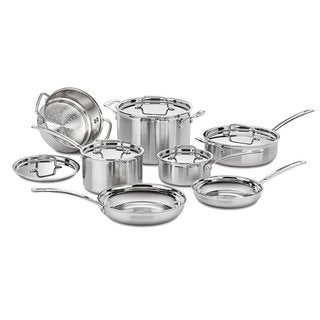 Cuisinart Multiclad Pro Triple-ply Stainless Steel 12-piece Cookware Set|https://ak1.ostkcdn.com/images/products/7587491/P15013573.jpg?_ostk_perf_=percv&impolicy=medium