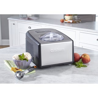Cuisinart ICE-100 Compresso Ice Cream and Gelato Maker