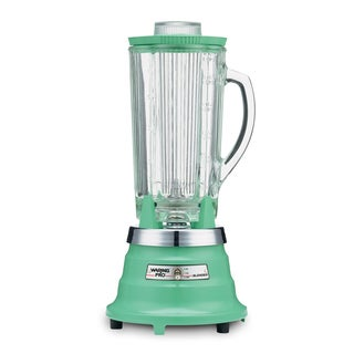 Waring Pro PBB212 550-Watt Retro Green Food and Beverage Blender