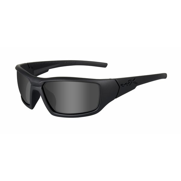 Willey X Censor Black OPS Tactical Series Smoke Grey/ Black Sunglasses