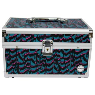 SOHO Feathers Top Load Beauty Case