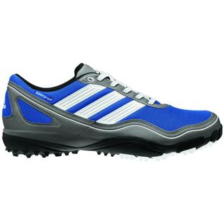 Adidas Men's Puremotion Grey and Blue Golf Shoes