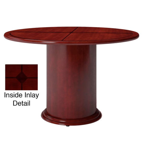 Mayline Hennessey Series 42-inch Round Table