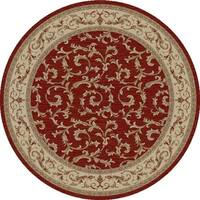 "Concord Global Jewel Ivy Area Rug - 5'3"" x 5'3"""
