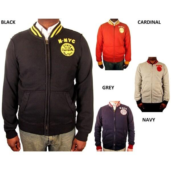 Hudson Outerwear Men's 'Athletic Dept' Fleece Jacket